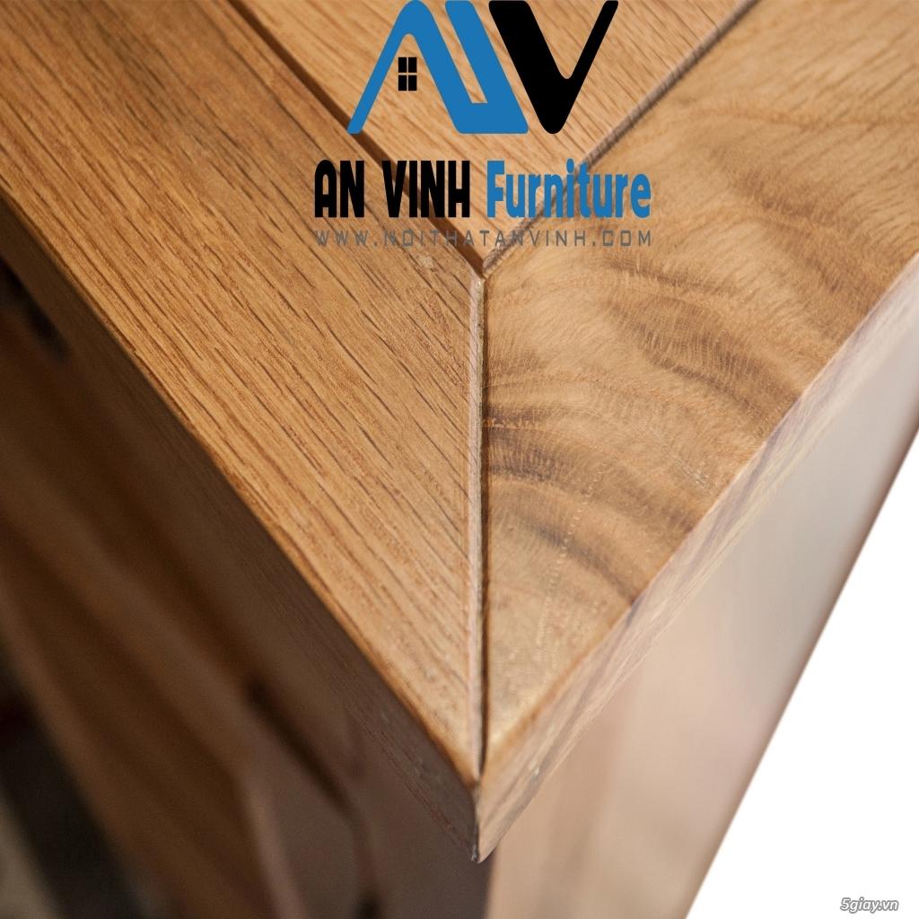 Tủ dép gỗ Sồi - Đơn giản, tiện lợi và chắc chắn - 4