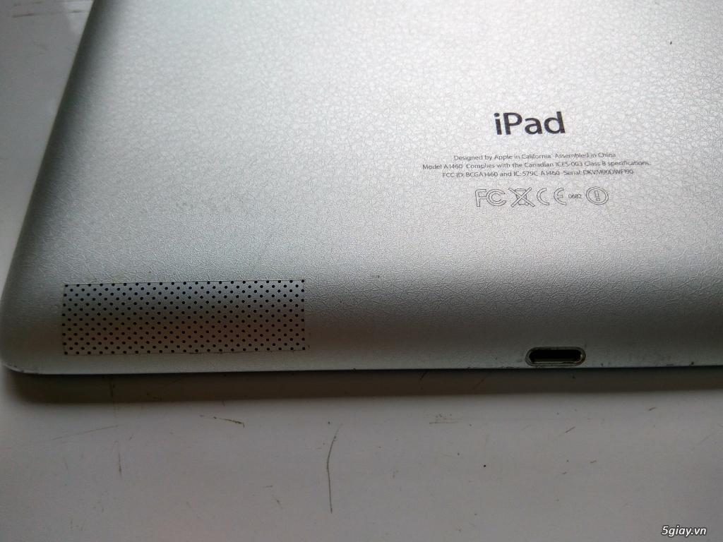 Ipad 4 16G màu trắng bản 4G - 5