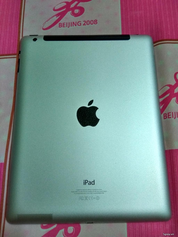 Ipad 4 16G màu trắng bản 4G - 1