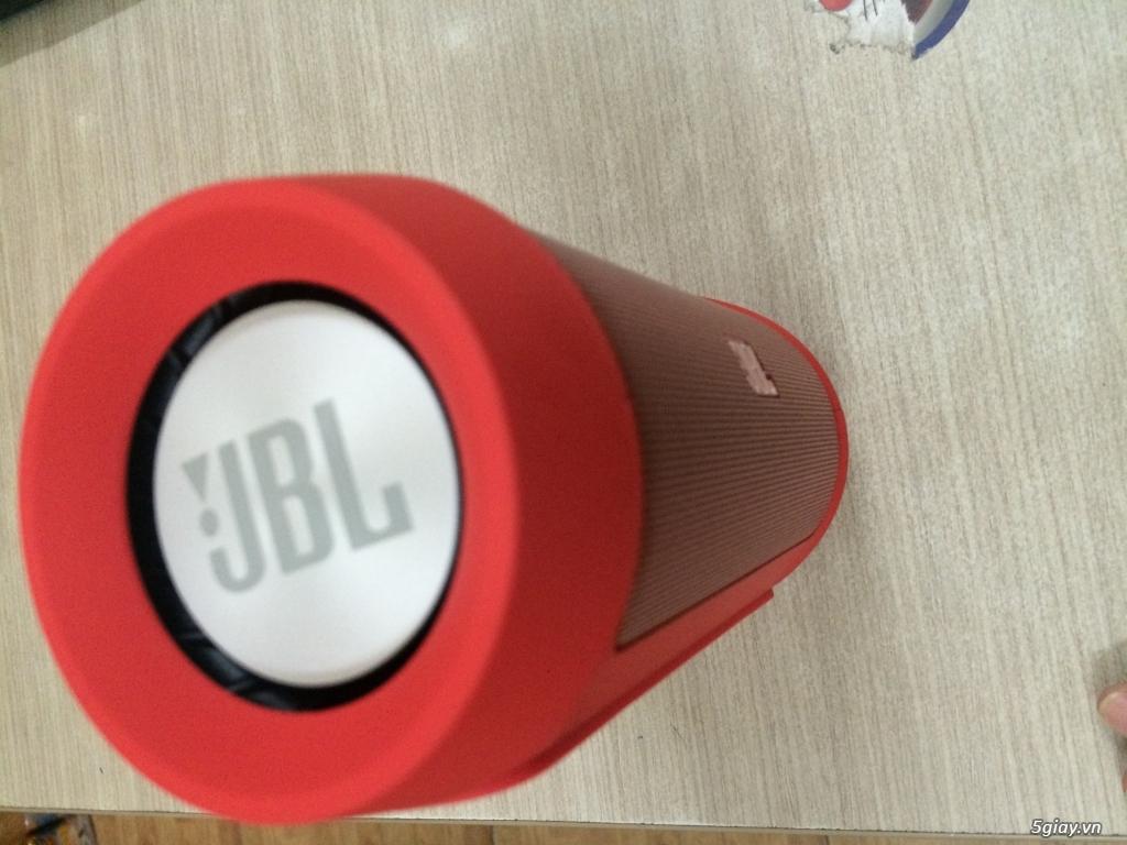 Loa bluetooth JBL Charge 2 (Đỏ siêu đẹp) xách tay Mỹ - New 100% - 2