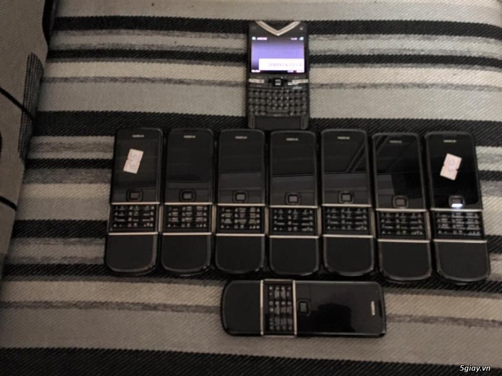 Nokia 8800e và 6700c gold (carbon, gold, saphire) - 32