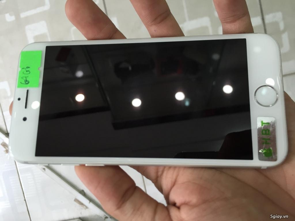 iPhone 6 trắng 64gb quốc tế