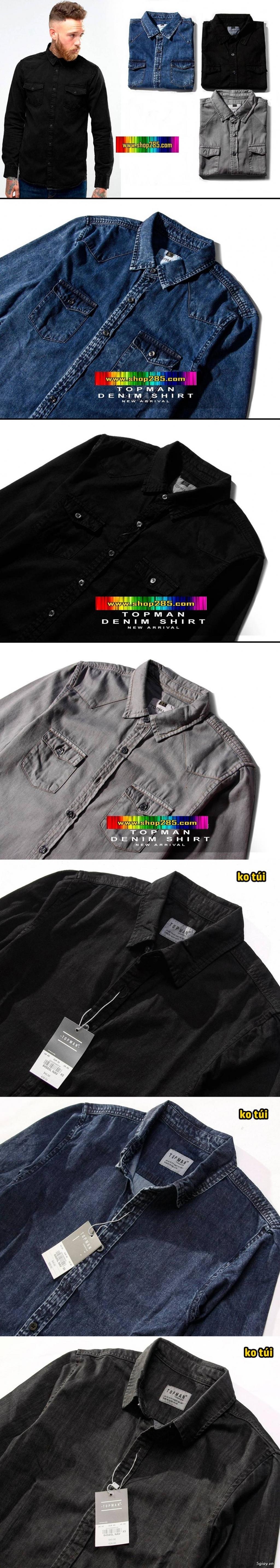 Shop285.com - Shop quần áo : Zara,Jules,Jake*s,,Hollister,Aber,CK,Tommy,Levis - 9
