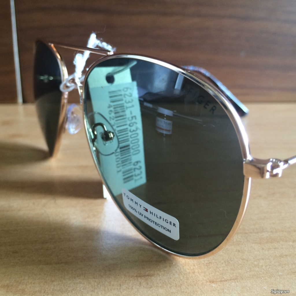 Mắt kính nam, kính mát nam hàng hiệu xách tay USA - 14