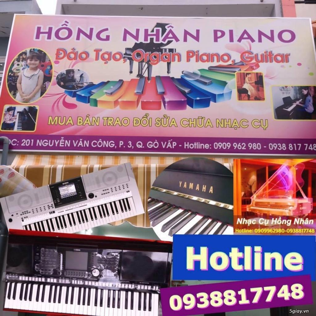 Piano Nhật Hồng Nhân - Organ Piano các loại