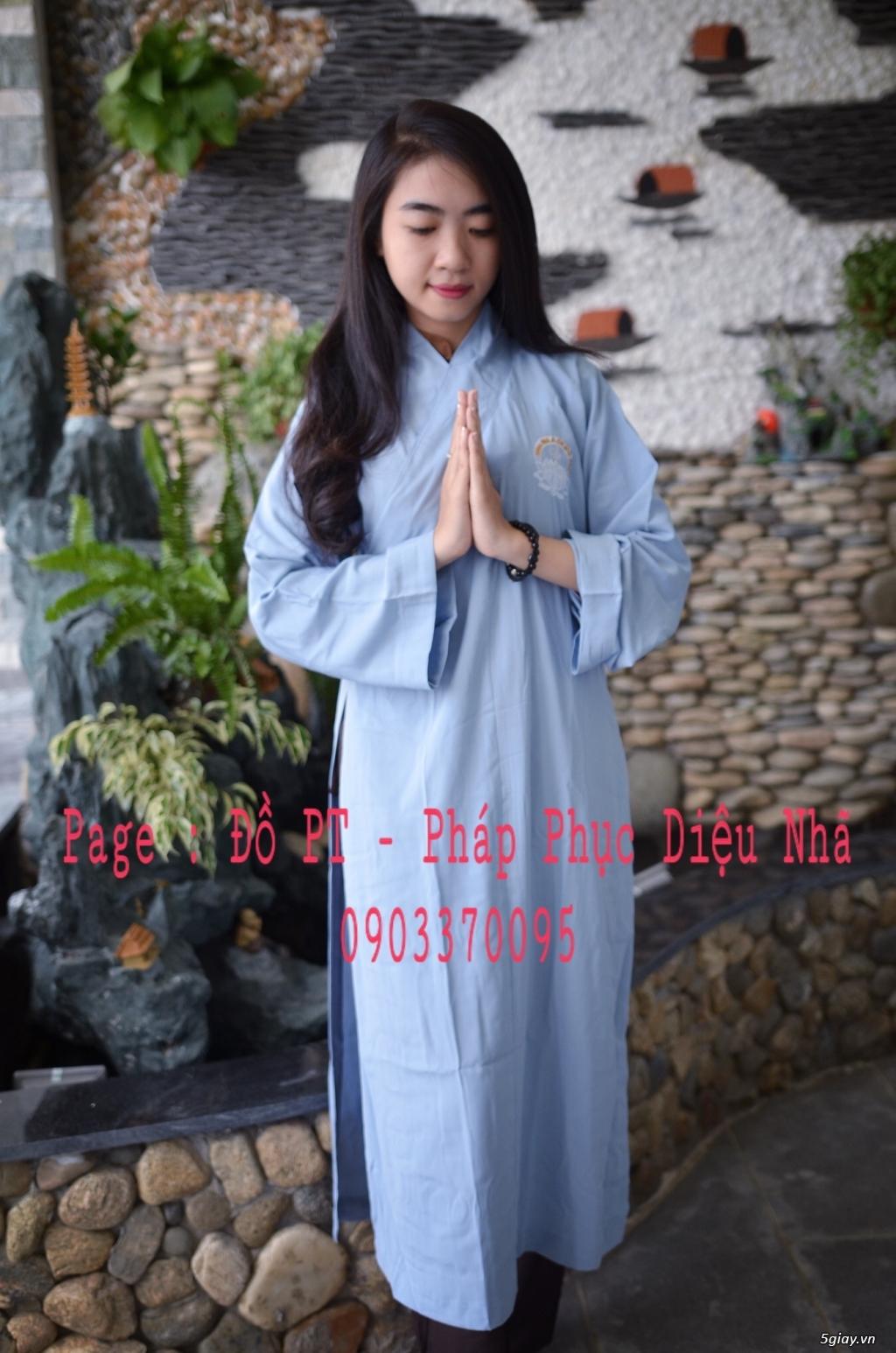 Đồ lam Phật tử cho các nàng đi lễ chùa - 18