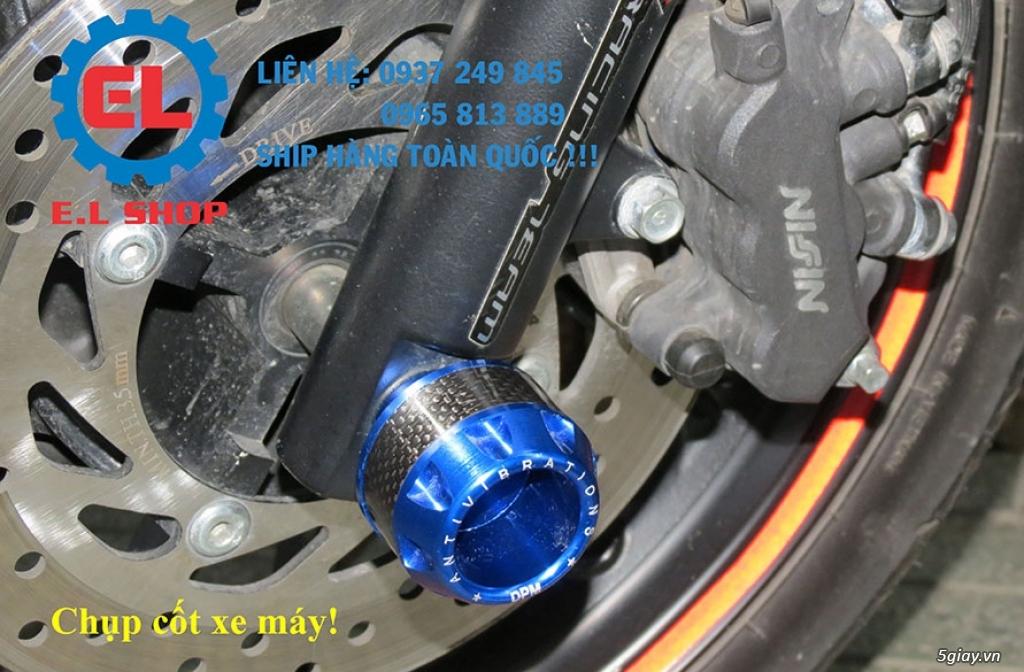 Phụ Tùng độ dàn lửa xe gắn máy: Mobin sườn, dây tăng áp, IC độ - mở giới hạn vòng tua - 17
