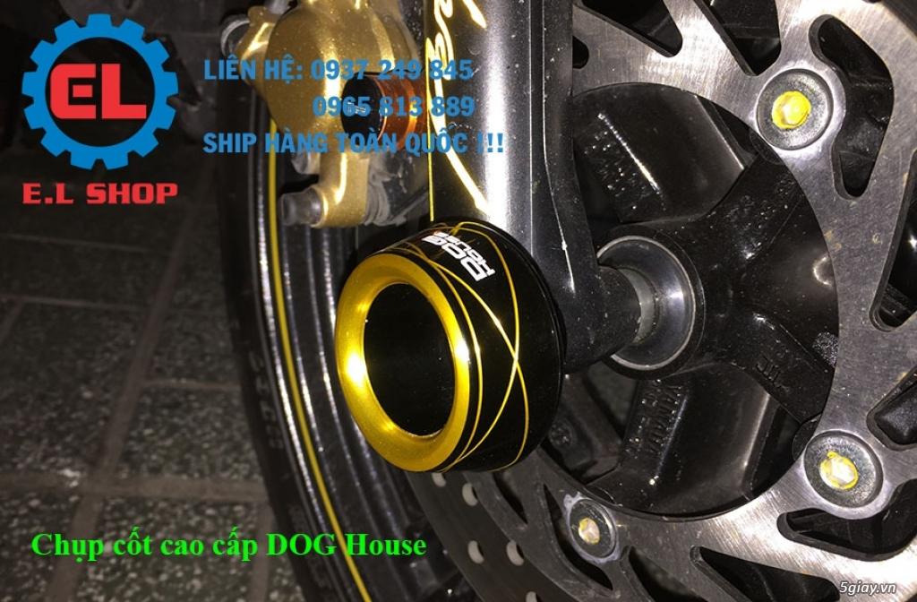 Phụ Tùng độ dàn lửa xe gắn máy: Mobin sườn, dây tăng áp, IC độ - mở giới hạn vòng tua - 12