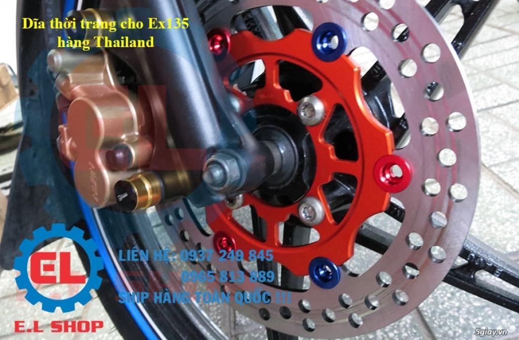Phụ Tùng độ dàn lửa xe gắn máy: Mobin sườn, dây tăng áp, IC độ - mở giới hạn vòng tua - 41