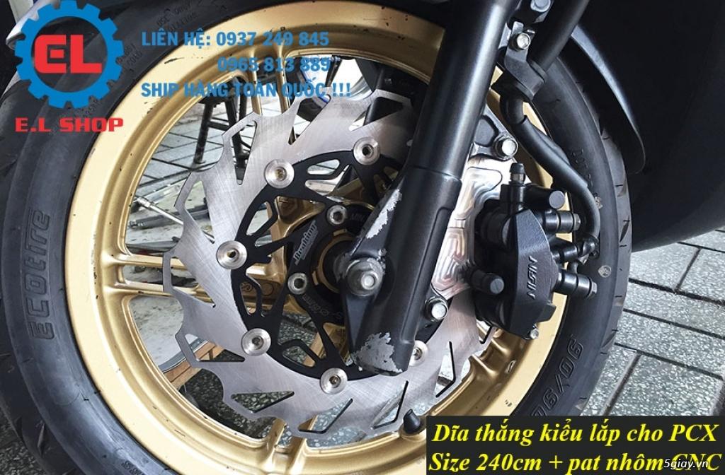 Phụ Tùng độ dàn lửa xe gắn máy: Mobin sườn, dây tăng áp, IC độ - mở giới hạn vòng tua - 46