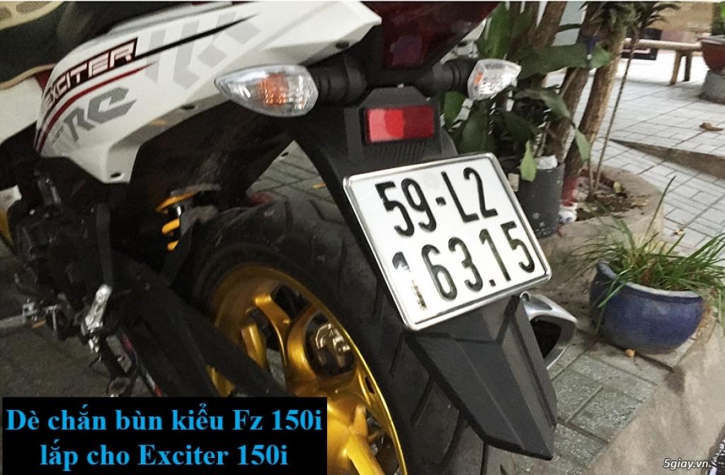 Phụ Tùng độ dàn lửa xe gắn máy: Mobin sườn, dây tăng áp, IC độ - mở giới hạn vòng tua - 30