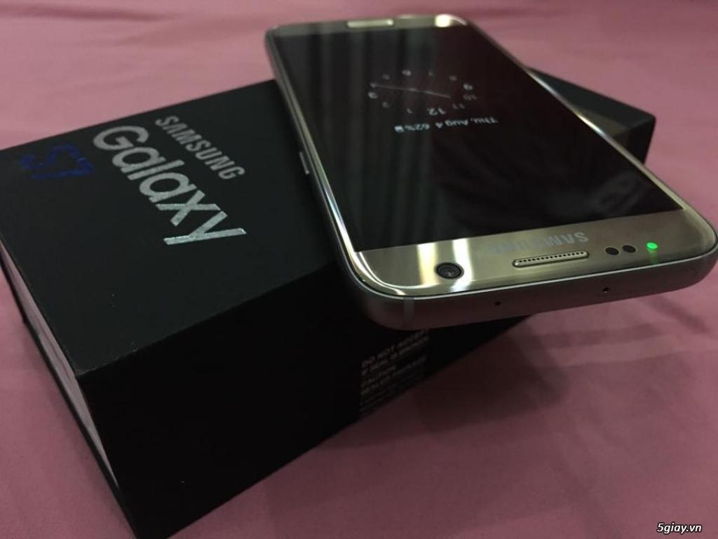 Samsung Galaxy S7 Gold 32Gb hàng chính hãng US Tmobile unlocked (new)