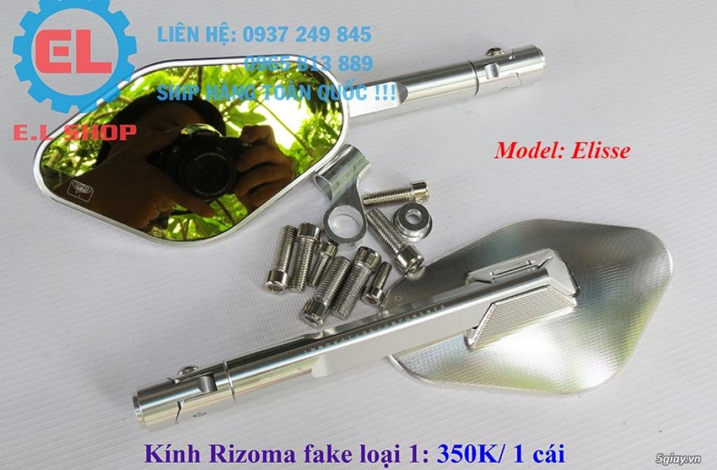 Phụ Tùng độ dàn lửa xe gắn máy: Mobin sườn, dây tăng áp, IC độ - mở giới hạn vòng tua - 3