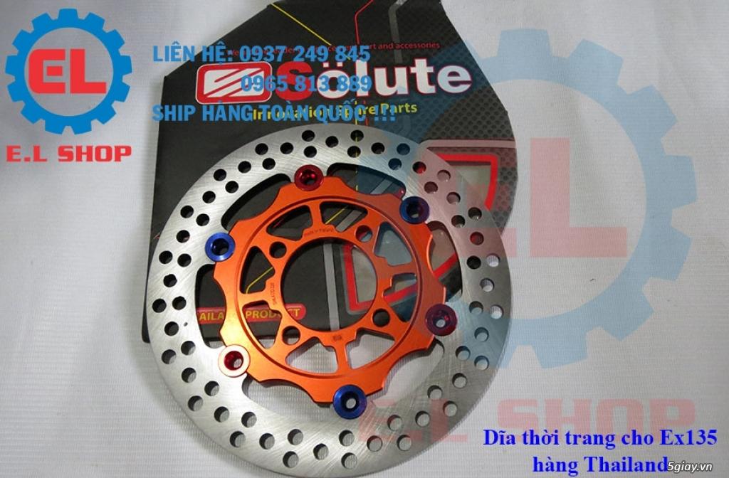 Phụ Tùng độ dàn lửa xe gắn máy: Mobin sườn, dây tăng áp, IC độ - mở giới hạn vòng tua - 40