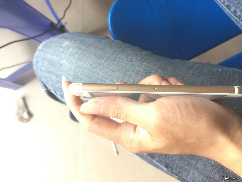 Bán nhanh iphone 6 gold 64gb máy phảy nhẹ - 1