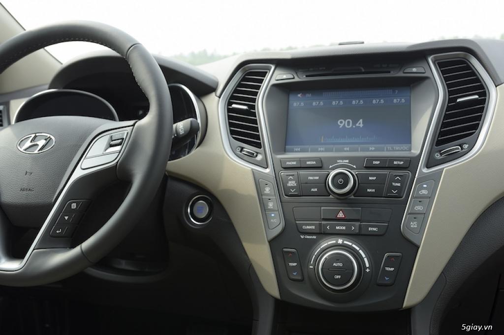 Hyundai SantaFe 2016 - Kiêu hãnh dẫn đầu! - 8
