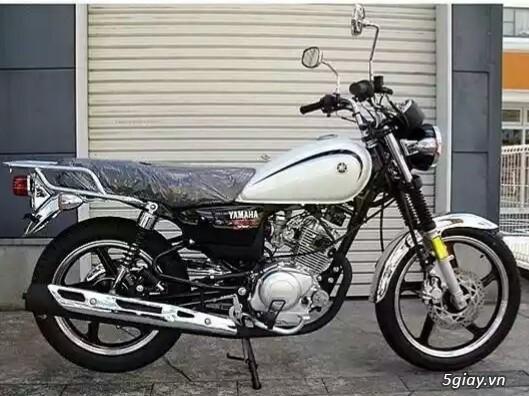 Xe Yamaha YB 125SP mới 100%