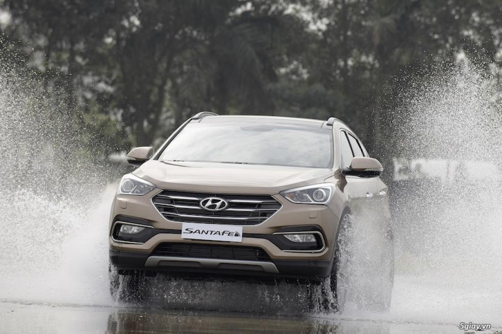Hyundai SantaFe 2016 - Kiêu hãnh dẫn đầu! - 10