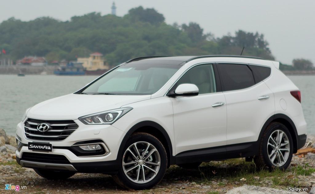 Hyundai SantaFe 2016 - Kiêu hãnh dẫn đầu! - 1