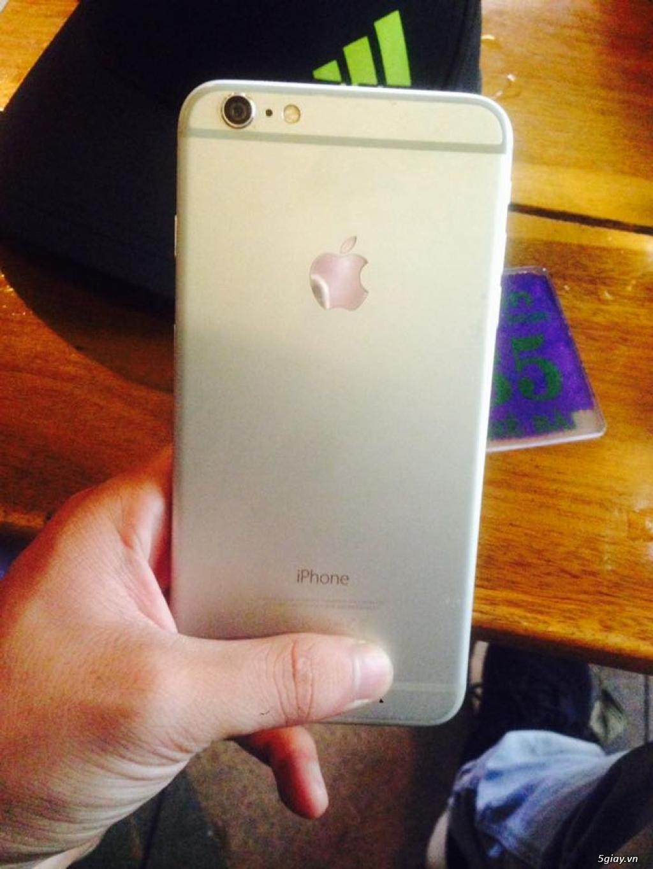 Iphone 6plus 16G Silver máy xấu như giá