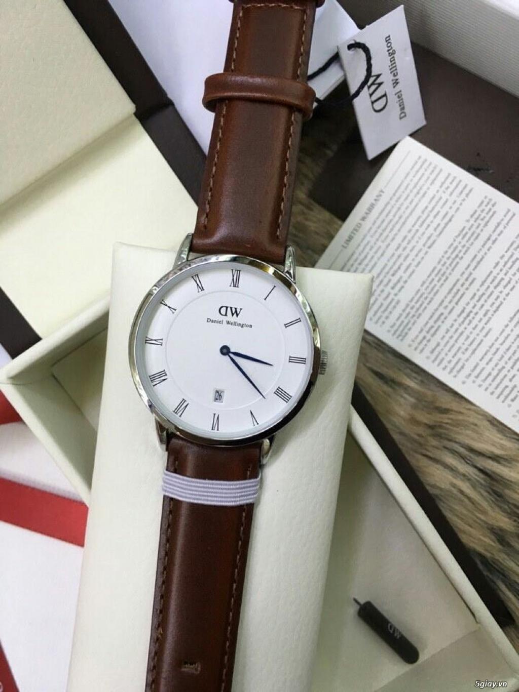 Đồng hồ Daniel Wellington (DW) - chính hãng 100%
