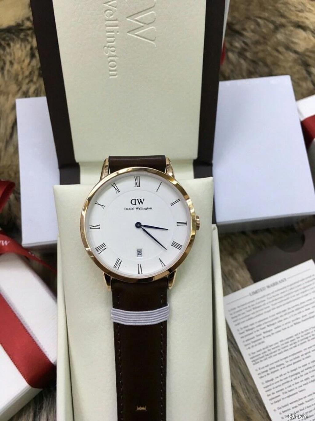 Đồng hồ Daniel Wellington (DW) - chính hãng 100% - 2