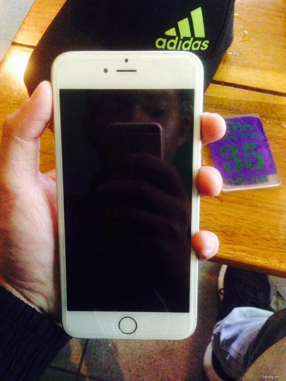 Iphone 6plus 16G Silver máy xấu như giá - 4