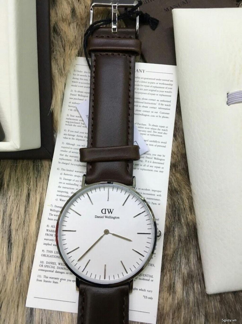 Đồng hồ Daniel Wellington (DW) - chính hãng 100% - 5