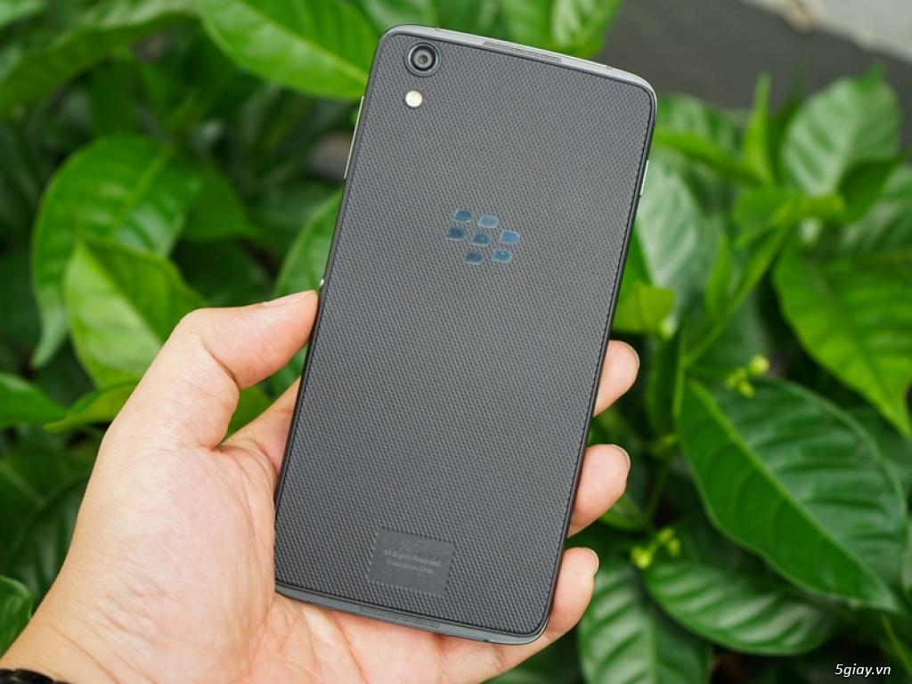 Blackberry ra mắt DTEK50 tại thị trường Việt Nam - 138790