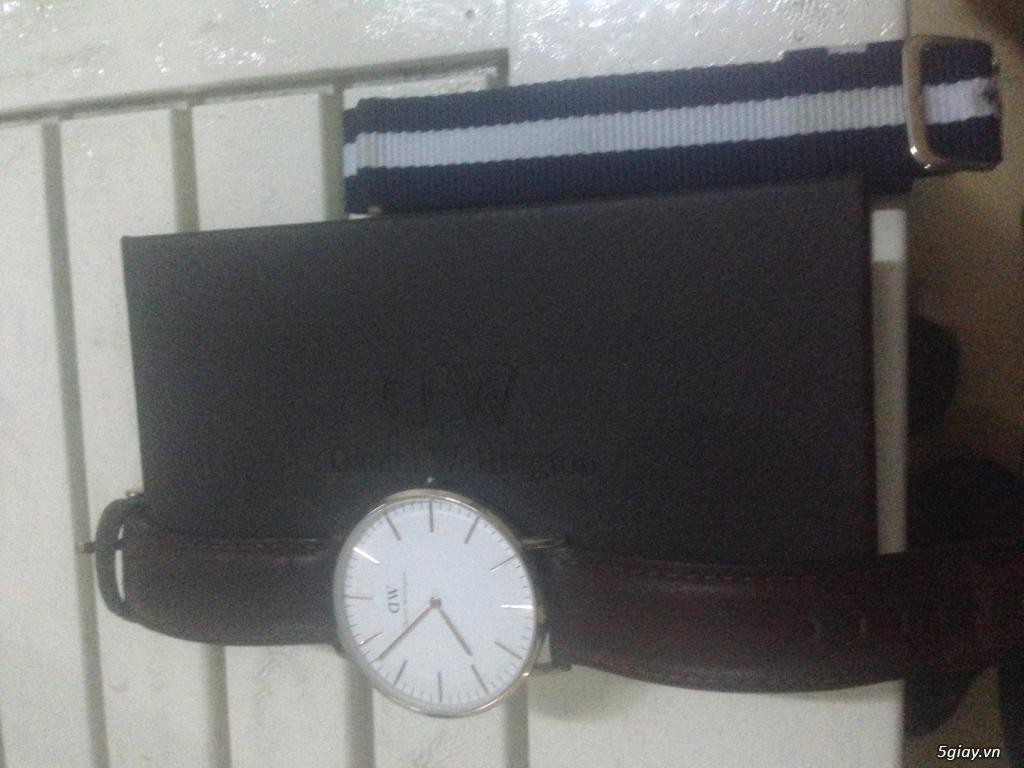 Đồng hồ Daniel Wellington REP giá bèo nhèo