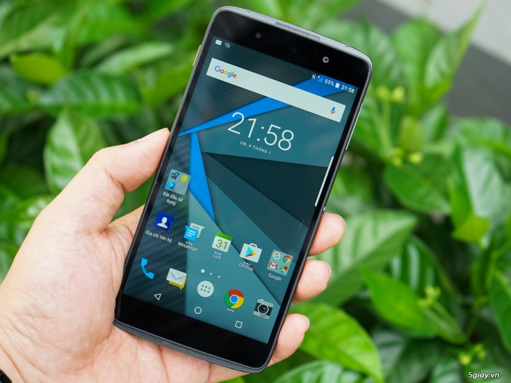 Blackberry ra mắt DTEK50 tại thị trường Việt Nam - 138785