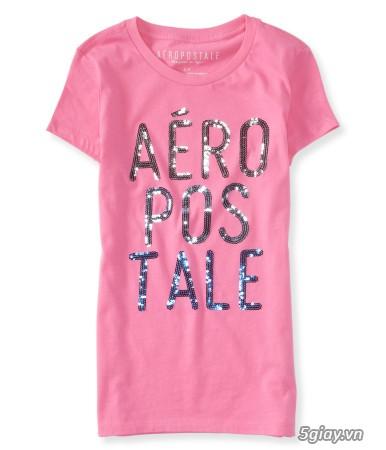 Thanh Lý 17 áo Aeropostale Nữ - Hàng USA - Mới 100% - Bán rẻ như tặng.
