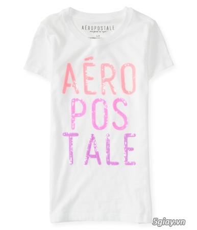 Thanh Lý 17 áo Aeropostale Nữ - Hàng USA - Mới 100% - Bán rẻ như tặng. - 1