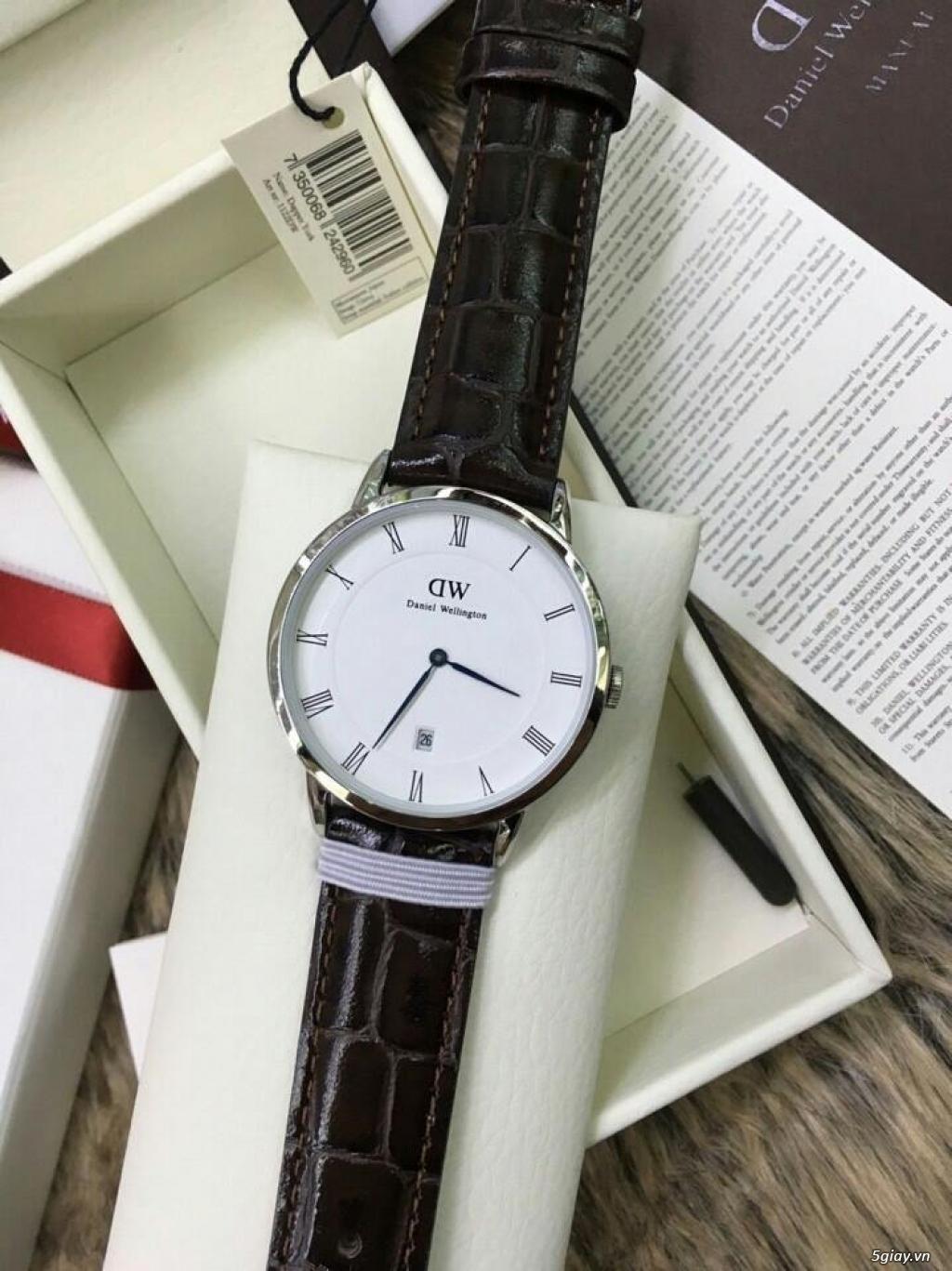 Đồng hồ Daniel Wellington (DW) - chính hãng 100% - 3