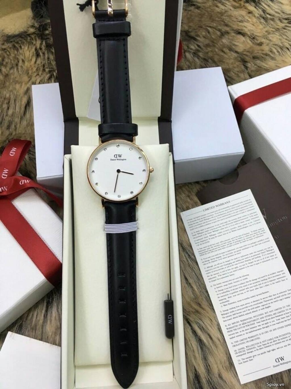 Đồng hồ Daniel Wellington (DW) - chính hãng 100% - 1