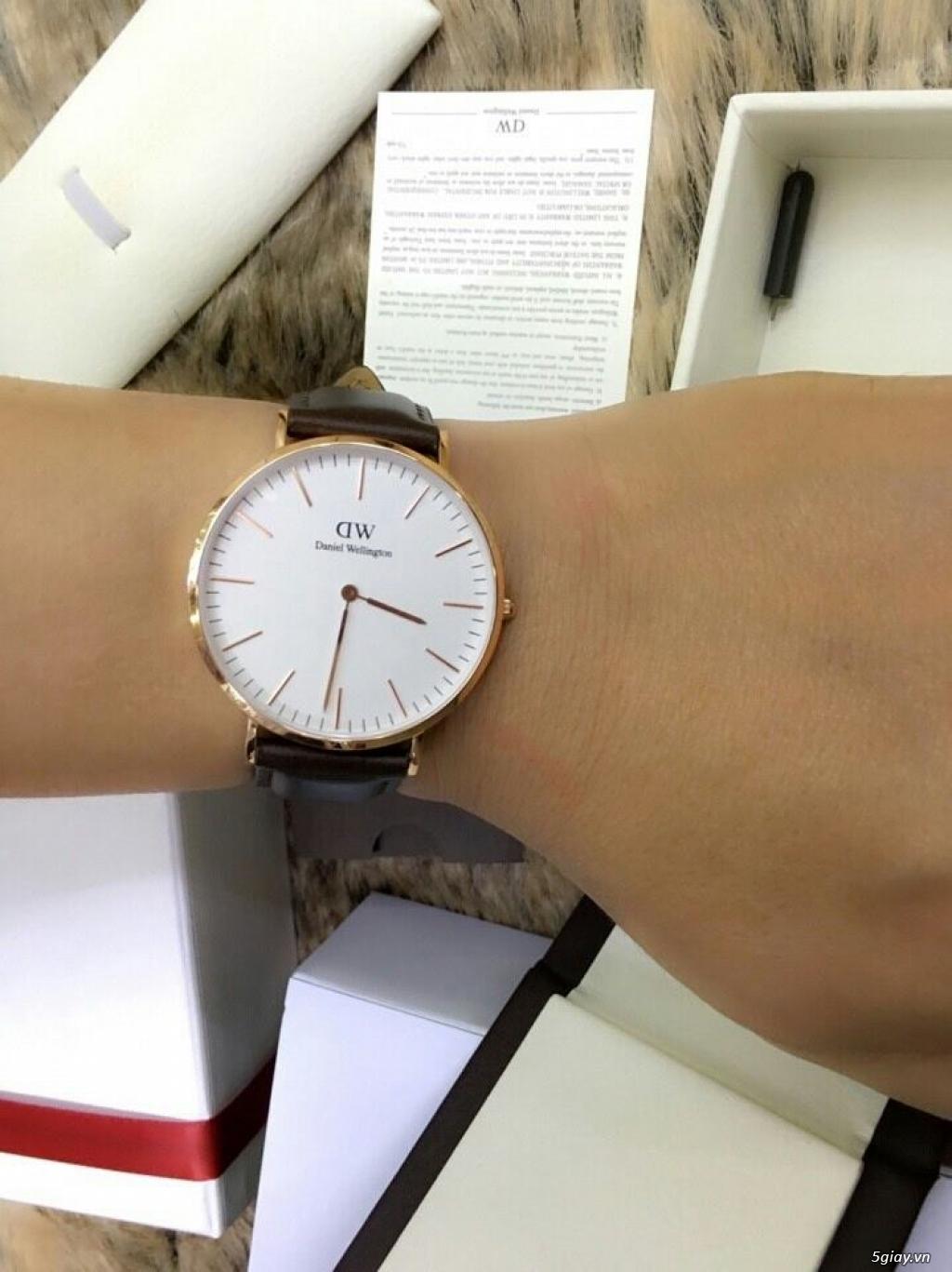 Đồng hồ Daniel Wellington (DW) - chính hãng 100% - 7