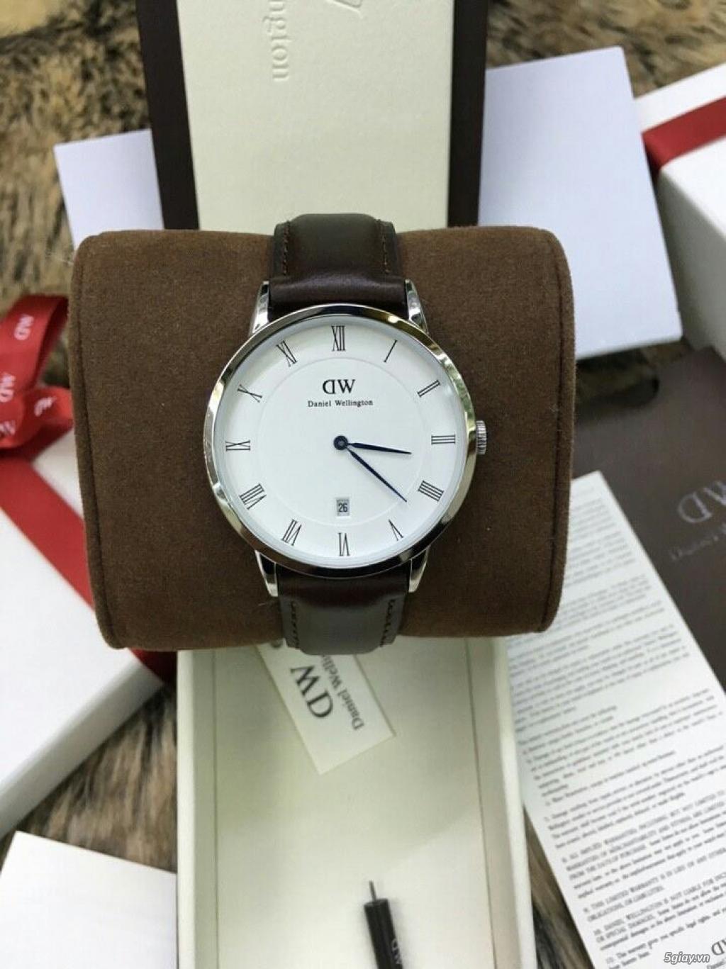 Đồng hồ Daniel Wellington (DW) - chính hãng 100% - 10