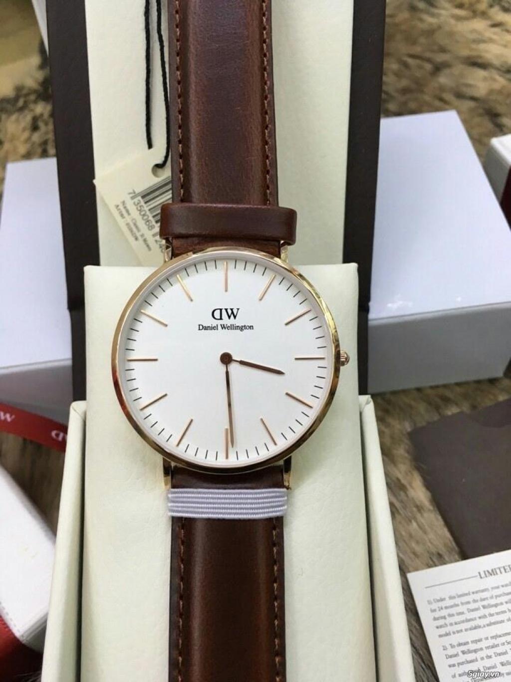 Đồng hồ Daniel Wellington (DW) - chính hãng 100% - 6