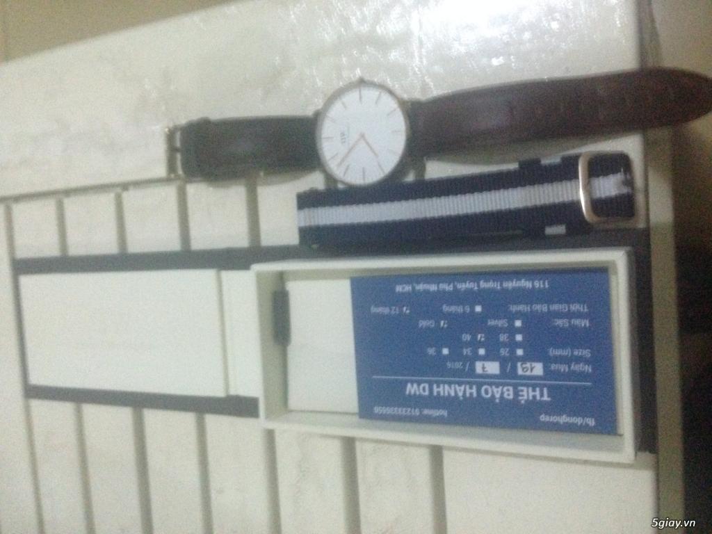 Đồng hồ Daniel Wellington REP giá bèo nhèo - 2