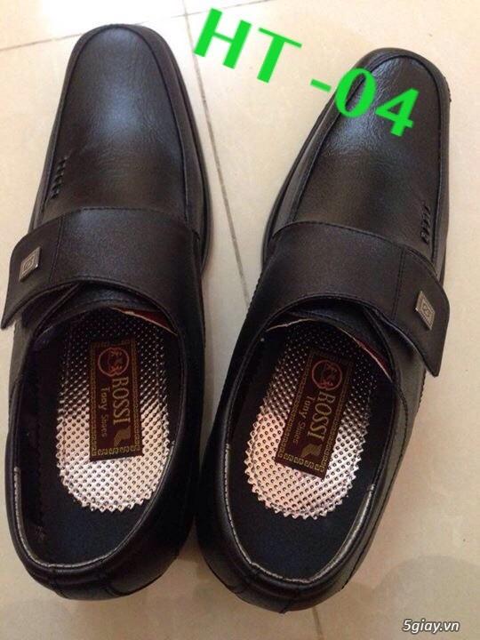 Đại lý chuyên phân phối sỉ, lẻ giày tây nam, giá tại xưởng đồng giá 180,000 tất cả các mẫu - 10