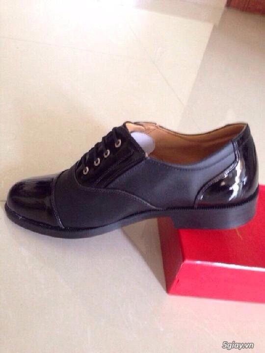 Đại lý chuyên phân phối sỉ, lẻ giày tây nam, giá tại xưởng đồng giá 180,000 tất cả các mẫu - 7