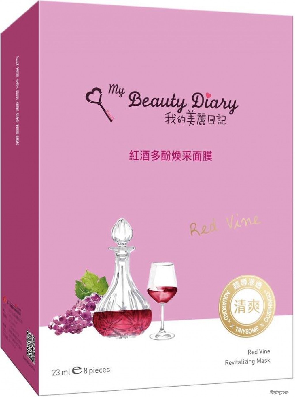 Phân phối sỉ, lẻ mặt nạ My Beauty Diary bán chạy số 1 tại Sing, Malay, Hongkong - 1