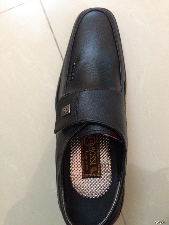 Đại lý chuyên phân phối sỉ, lẻ giày tây nam, giá tại xưởng đồng giá 180,000 tất cả các mẫu - 12