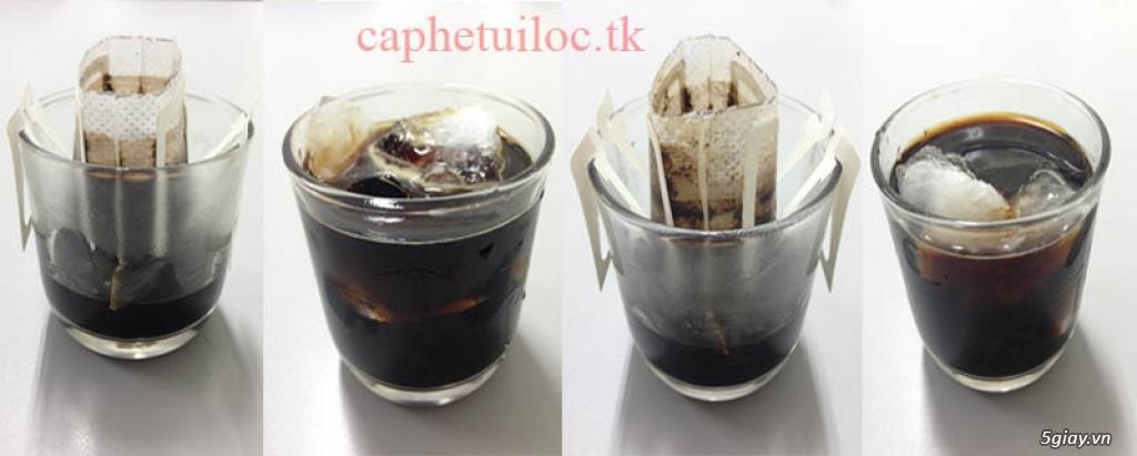 Cà Phê Túi Lọc Di Động - Drip coffee Filter -Drip Coffee - 2