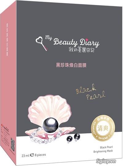 Phân phối sỉ, lẻ mặt nạ My Beauty Diary bán chạy số 1 tại Sing, Malay, Hongkong - 5