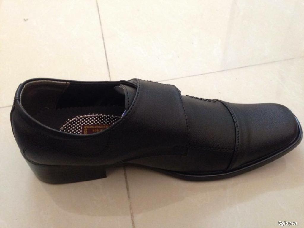 Đại lý chuyên phân phối sỉ, lẻ giày tây nam, giá tại xưởng đồng giá 180,000 tất cả các mẫu - 19