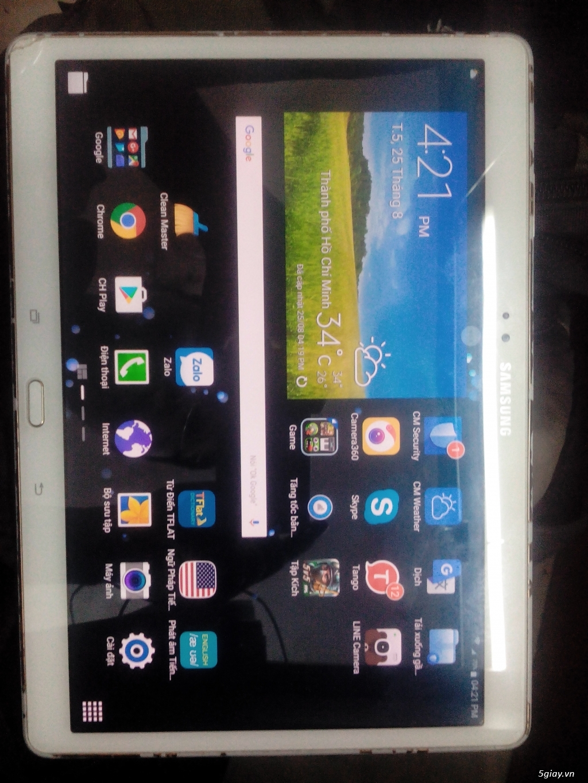thanh Ly MTB Samsung Galaxy tab s 10.5