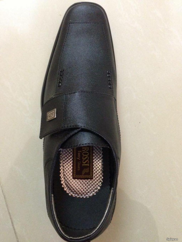 Đại lý chuyên phân phối sỉ, lẻ giày tây nam, giá tại xưởng đồng giá 180,000 tất cả các mẫu - 14