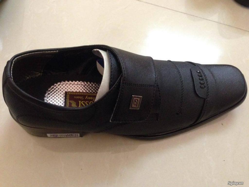 Đại lý chuyên phân phối sỉ, lẻ giày tây nam, giá tại xưởng đồng giá 180,000 tất cả các mẫu - 28