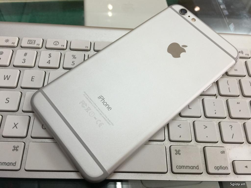 iPhone 6 - 128Gb - Silver - Quốc tế - Chuẩn Zin - Hỗ trợ trả góp - 3